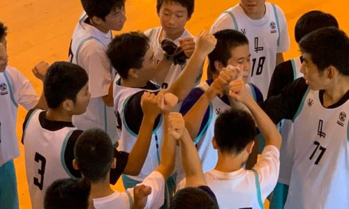 U15男子クラブチームトライアウト開催決定!!